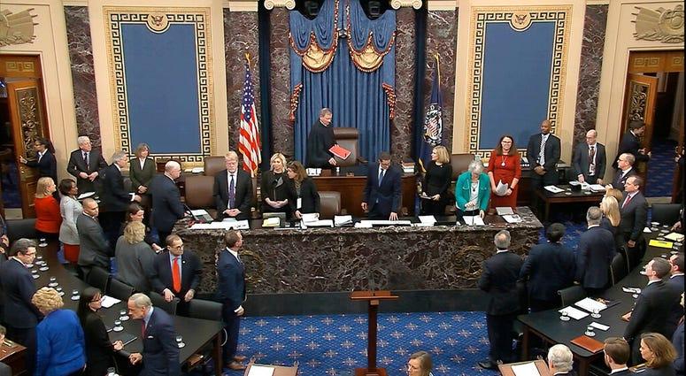 Impeachment Senate