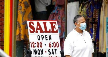 Unemployment Rate Falls (AP)