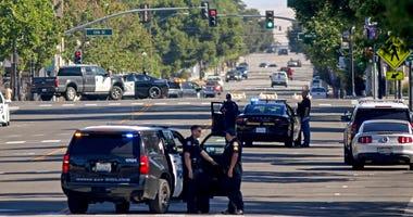 CA Sheriff's Deputy shot (AP)