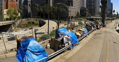 Los Angeles Homeless (AP)