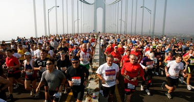 New York Marathon (AP)