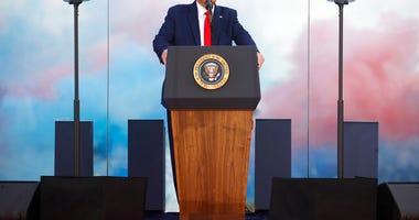 Trump July 4 (AP)