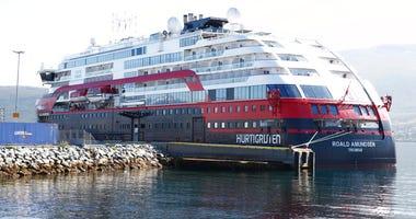 Norwegian Cruise Line (AP)