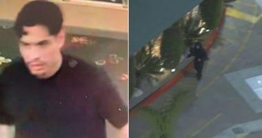 Car Theft suspect Sought