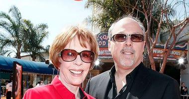 Carol Burnett and Husband GETTY.jpg