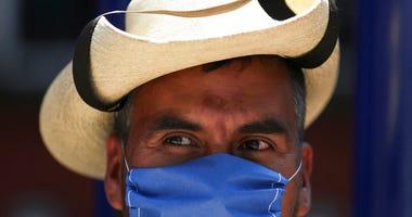Coronavirus Mexico