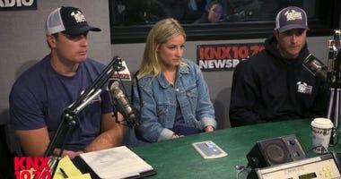 Eric, Craig, Amanda Stevens on In-Depth