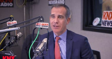 Garcetti on In-Depth talking about Biden