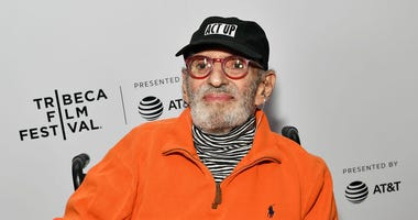 Larry Kramer Getty