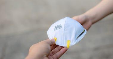 LAUSD Providing 100,000 N95 Masks to Local Hospitals