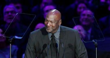 Michael Jordan (GETTY)