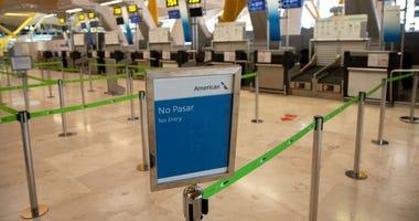 European Travel Ban