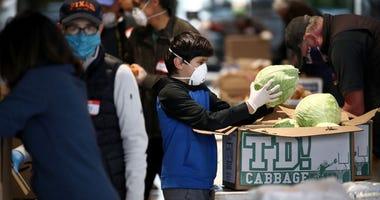 Food Bank San Francisco (GETTY)