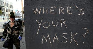 Masks (GETTY)