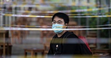China coronavirus GETTY