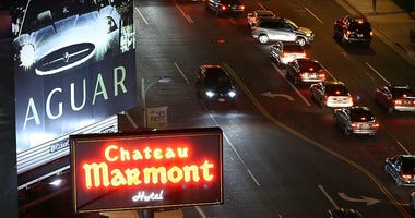 Chateau Marmont Hotel - Getty
