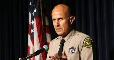 Los Angeles County Sheriff Lee Baca