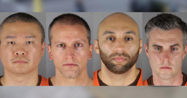 4 Minneapolis Police Officers charged in death of George Floyd CBS