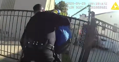 LAPD Boyle Heights Officer beating
