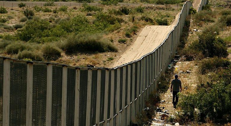 US-Mexico Border San Diego