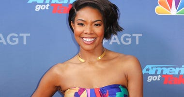 "This March 11, 2019 file photo shows Gabrielle Union at the ""America's Got Talent"" Season 14 Kickoff in Pasadena, Calif."