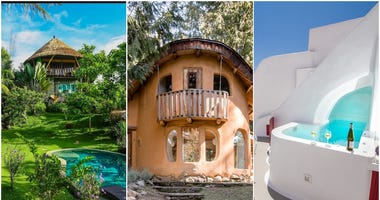 These Are the 9 Most Desired Airbnbs of the Last Decade