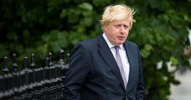 British PM Boris Johnson Leaves ICU After Coronavirus Hospitalization