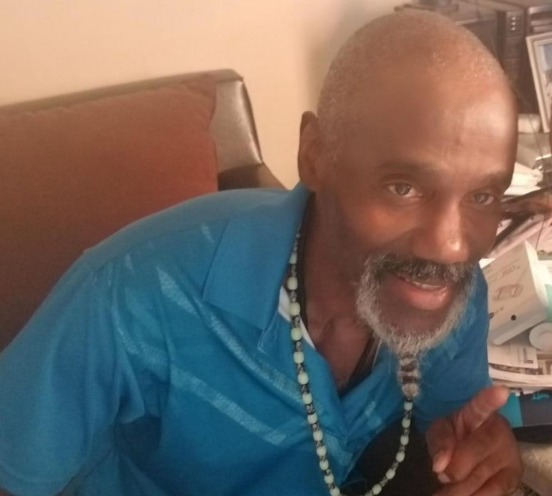 Missing Man with Severe Dementia