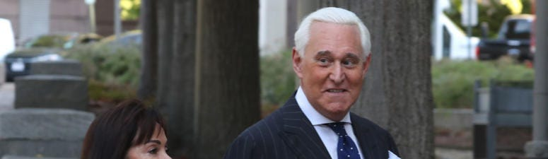 BREAKING: Roger Stone, Trump Associate, Found Guilty on All Counts