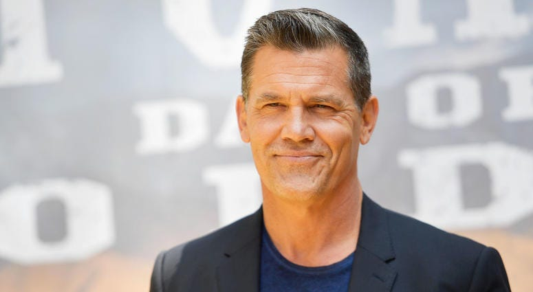 """Josh Brolin attends the """"Sicario Day Of The Soldado"""" Photo Call at Four Seasons Hotel Los Angeles at Beverly Hills on June 14, 2018 in Los Angeles, California."""