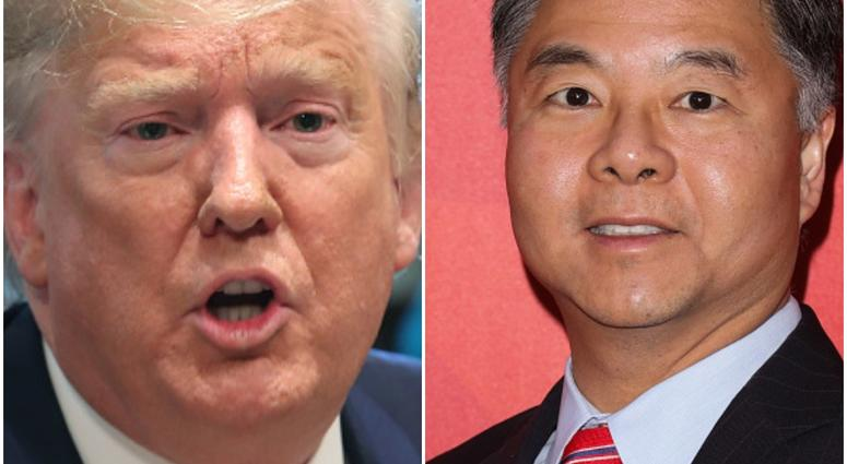 KNX EXCLUSIVE: Rep. Ted Lieu Says if President Trump Apologizes Impeachment Might be Avoided