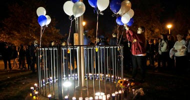 Memorials Grow After Fatal Saugus High School Shooting
