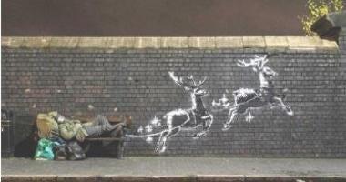 Banksy CBS