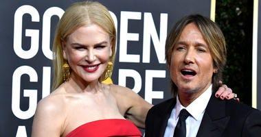 Nicole Kidman, Keith Urban Golden Globes 2020
