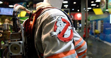 Ghostbusters costume Getty