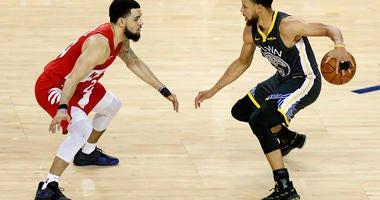 Raptors Warriors NBA Finals