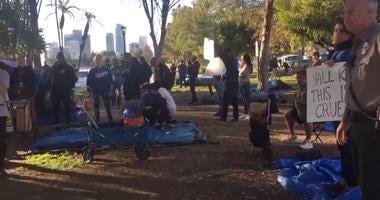 activists in Echo Park
