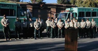 CA Firefighters heading to Australia