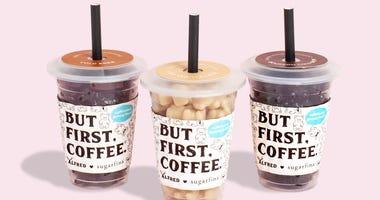 sugarfina coffee infused gummy bears