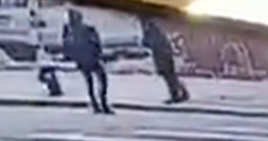 CBS Video of anti-semitic attack