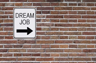DREAM JOB HERE