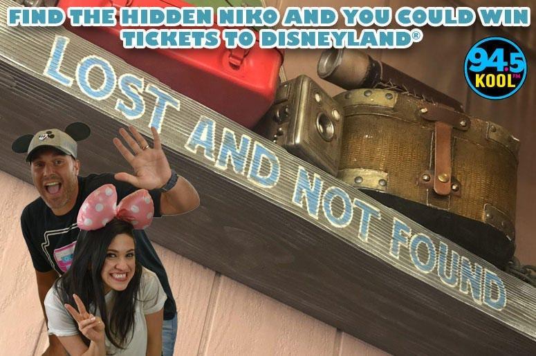 Disney Hidden Niko