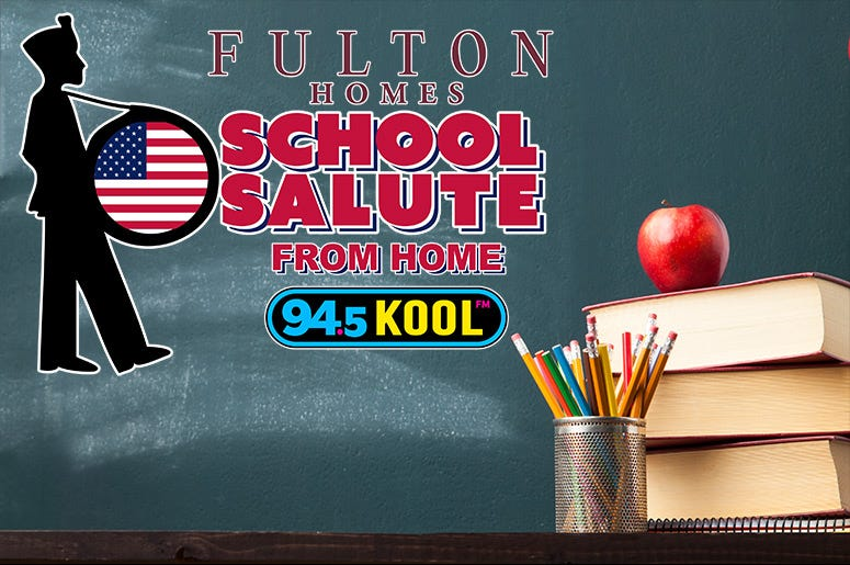 Fulton Homes School Salute