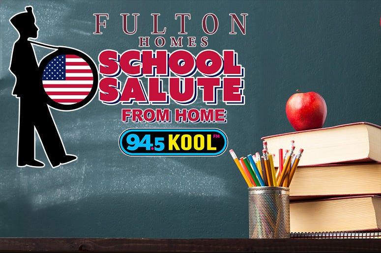 Fulton Homes School Salute