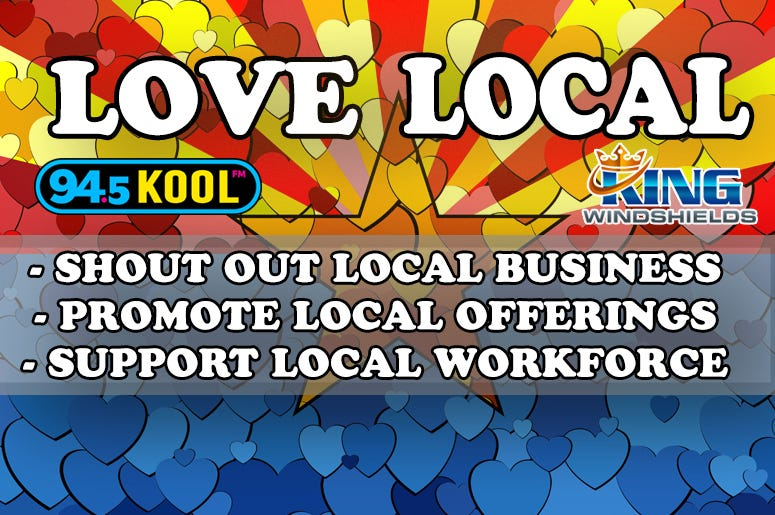 Love Local with King Windshields