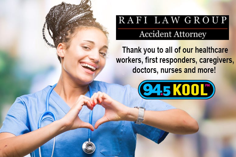 Thank You Presented by the Rafi Law Group