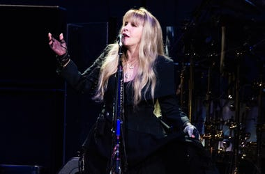 Stevie Nicks of Fleetwood Mac performs onstage at The SAP Center on November 21, 2018 in San Jose, California