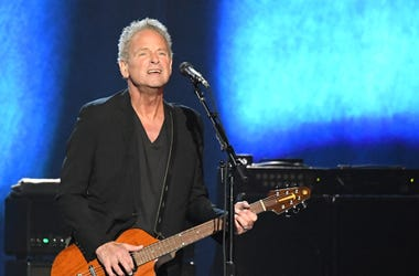 Recording artist Lindsey Buckingham at the Hard Rock Live