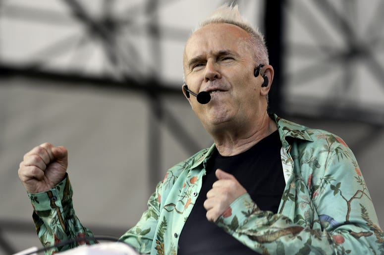 Dec 4, 2016; Fort Lauderdale Beach, FL, USA; Howard Jones performs at the Riptide Music Festival. Mandatory Credit: Ron Elkman/USA TODAY NETWORK