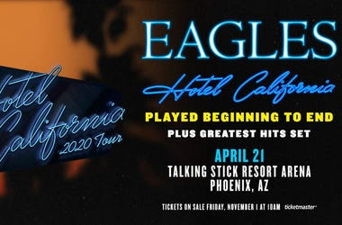 Eagles Night 1